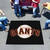 San Francisco Giants Tailgater Rug 5'x6'
