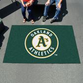 Oakland Athletics Ulti-Mat 5'x8'