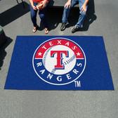 Texas Rangers Ulti-Mat 5'x8'