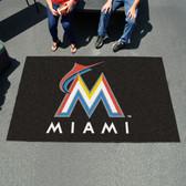 Miami Marlins Ulti-Mat 5'x8'