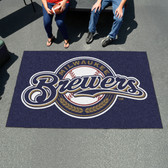 Milwaukee Brewers Ulti-Mat 5'x8'
