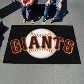 San Francisco Giants Ulti-Mat 5'x8'