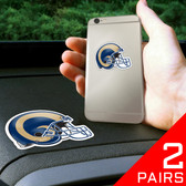 St. Louis Rams Get a Grip 2 Pack