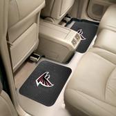 "Atlanta Falcons Backseat Utility Mats 2 Pack 14""x17"""