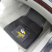 "Minnesota Vikings Heavy Duty 2-Piece Vinyl Car Mats 17""x27"""