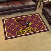 Arizona Cardinals Rug 4'x6'