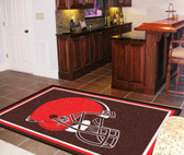 Cleveland Browns Rug 5'x8'
