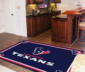 Houston Texans Rug 5'x8'