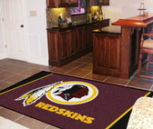 Washington Redskins Rug 5'x8'