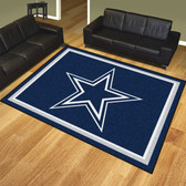 Dallas Cowboys 8'x10' Rug