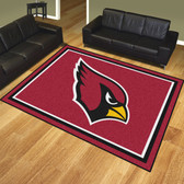 Arizona Cardinals 8'x10' Rug