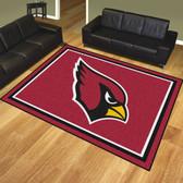 Arizona Cardinals 8'x10' Rug