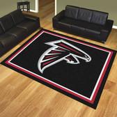 Atlanta Falcons 8'x10' Rug