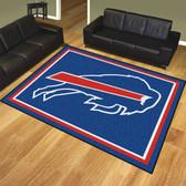 Buffalo Bills 8'x10' Rug