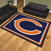 Chicago Bears 8'x10' Rug
