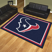 Houston Texans 8'x10' Rug