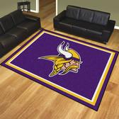 Minnesota Vikings 8'x10' Rug