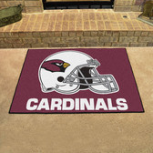 "Arizona Cardinals All-Star Mat 33.75""x42.5"""