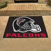 """Atlanta Falcons All-Star Mat 33.75""""x42.5"""""""