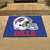 "Buffalo Bills All-Star Mat 33.75""x42.5"""