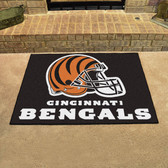 "Cincinnati Bengals All-Star Mat 33.75""x42.5"""