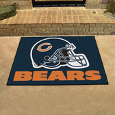 "Chicago Bears All-Star Mat 33.75""x42.5"""