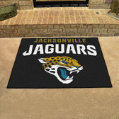 "Jacksonville Jaguars All-Star Mat 33.75""x42.5"""