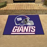 "New York Giants All-Star Mat 33.75""x42.5"""