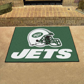 "New York Jets All-Star Mat 33.75""x42.5"""