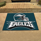 "Philadelphia Eagles All-Star Mat 33.75""x42.5"""