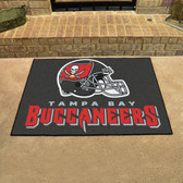 "Tampa Bay Buccaneers All-Star Mat 33.75""x42.5"""