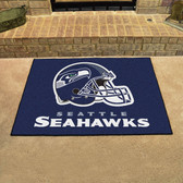 "Seattle Seahawks All-Star Mat 33.75""x42.5"""
