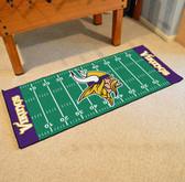 """Minnesota Vikings Runner 30""""x72"""""""