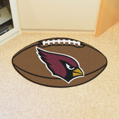 "Arizona Cardinals Football Rug 20.5""x32.5"""