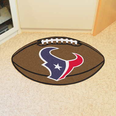 Houston Texans Football Rug 20 5 Quot X32 5 Quot Biggsports