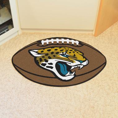 Jacksonville Jaguars Football Rug 20 5 Quot X32 5 Quot Biggsports