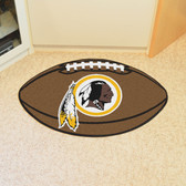 "Washington Redskins Football Rug 20.5""x32.5"""