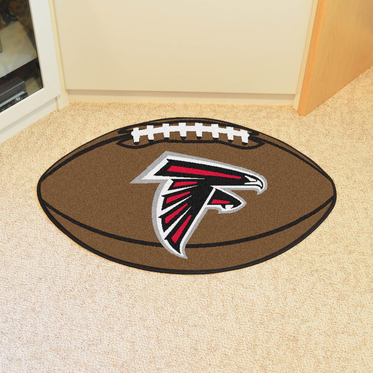Atlanta Falcons Football Rug 20 5 Quot X32 5 Quot Biggsports