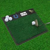 "Indianapolis Colts Golf Hitting Mat 20"" x 17"""