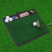 "New York Giants Golf Hitting Mat 20"" x 17"""