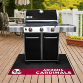 "Arizona Cardinals Grill Mat 26""x42"""