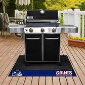 "New York Giants Grill Mat 26""x42"""