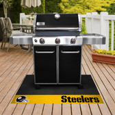 """Pittsburgh Steelers Grill Mat 26""""x42"""""""