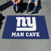 New York Giants Man Cave UtliMat Rug 5'x8'
