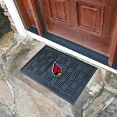 Arizona Cardinals Medallion Door Mat