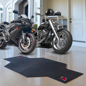 "Arizona Cardinals Motorcycle Mat 82.5"" L x 42"" W"