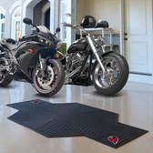 """Arizona Cardinals Motorcycle Mat 82.5"""" L x 42"""" W"""