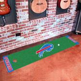 Buffalo Bills Putting Green Runner