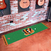 Cincinnati Bengals Putting Green Runner