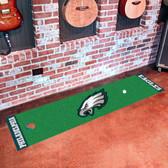 Philadelphia Eagles Putting Green Runner